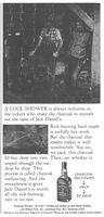 Jack Daniel's Rick-Burning 1975 Ad Picture
