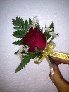 Bunga jas untuk acara