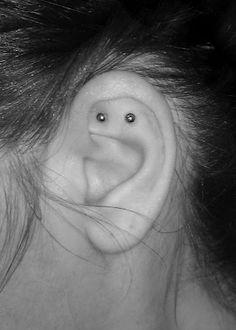 Piercings - Left Ear