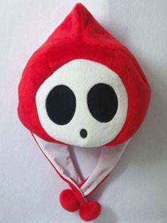 Mario Bro: Red Shy Guy Aviator Costume Hat by Super Mario Bros, http://www.amazon.com/dp/B005MZU2RE/ref=cm_sw_r_pi_dp_LHinsb04YBQBH