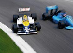 Piquet e Capelli 1987