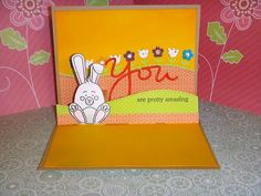 """HandmadebyRenuka: POP UP card 