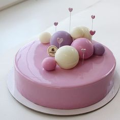 The most beautiful valentine s day dessert cake in 2019 valentine s day is coming that day in addition to love there is a constant theme dessert cake page 8 of 67 – Artofit Pretty Cakes, Cute Cakes, Yummy Cakes, Fancy Desserts, Fancy Cakes, Healthy Desserts, Beautiful Desserts, Beautiful Cakes, Glace Cake