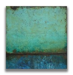 "robertwboyd: "" Robert Boyd Basin 17″X17″ Oil on Panel """
