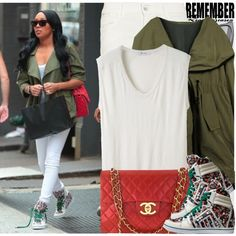972. Celebrity Style: Monica Brown by amber-nicki-rose on Polyvore
