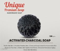 Checkout this latest Masks Product Name: *Petals Useful Soap (Petals Activated charcoal soap)* Product Name: Petals Useful Soap (Petals Activated charcoal soap) Multipack: 1 Easy Returns Available In Case Of Any Issue   Catalog Rating: ★4.1 (10376)  Catalog Name: Authentic Handmade Soaps Vol 3 CatalogID_57958 C177-SC2058 Code: 34-523621-921