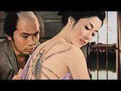 Irezumi (Spirit of the tattoo) - Japanese movie. Spider Tattoo, Irezumi, Tattoo You, Erotic, Actresses, Tattoos, Movies, Films, Youtube