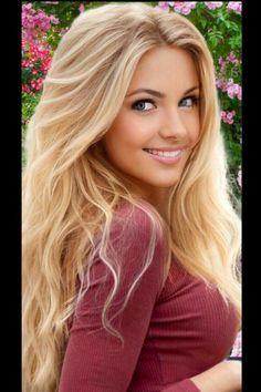 Beautiful Blonde Girl, Beautiful Girl Image, Gorgeous Women, Most Beautiful Faces, Beautiful Smile, Beauty Full Girl, Beauty Women, Blonde Beauty, Woman Face