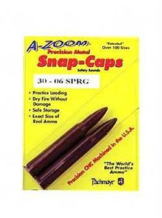 Azoom Snap Caps 30-06spg 2-pk
