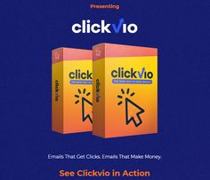 Clickvio System Review + OTO - by Neil Napier - Brand New Email Marketing Builder App Software With Commercial License And 10 Dfy Templates That Help You To Get 4x Opens Profits Increased Clicks By 400% Uses The Brand New Ultra-Responsive Mjml Framework That Making Your Videos Look Perfect On Any Device In Just Three Easy Steps Email New, Email List, Email Marketing, Affiliate Marketing, How To Make Money, How To Get, Email Templates, Software, Commercial