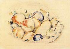 Fruits Paul Cézanne