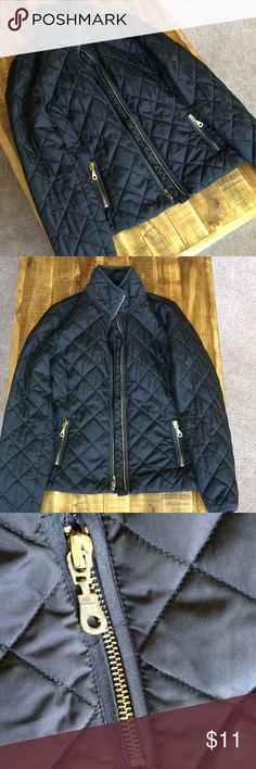 Old Navy Black Lightweight Jacket Black. Size XS. Good used condition- minor fraying. Old Navy Jackets & Coats