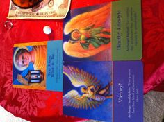 Archangels Oracle Daily Messages You know what to do- Uriel Victory- Sandalphon Healthy Lifestyle- Raphael