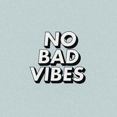 No bad vibes  #tossd