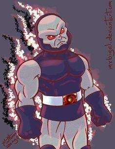 Alvaro Matteucci - Darkseid is!  #samsung #notepro #medibangpaint #wacom