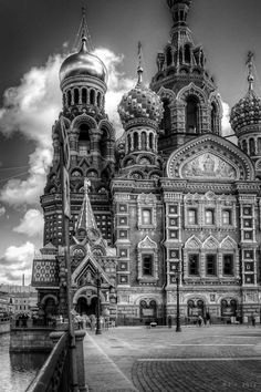"500px / Photo ""St. Petersburg"" by Jens Lunecke"