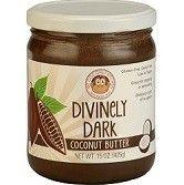DIVINELY DARK #coconutbutter #MyCoconutKitchen
