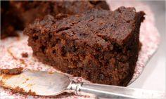 Bolo Pretu (zwarte taart)