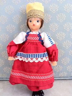 Russian Girl ~ Collection of Rebekah Myers Dunford