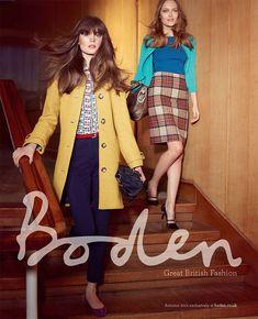 Boden Autumn 2012   #boden #fromlondonwithlove