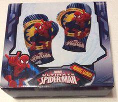 Boxing Gloves Marvel Ultimate Spider-Man Spiderman Children's    eBay