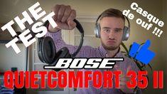 [Test & Avis] Casque Bose QuietComfort 35 II , le top du top !