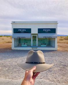 Fine art photographer of popular series, Prada Marfa, Gray Malin is sharing his personal travel guide to this art filled destination - Marfa Texas. Marfa Texas, Prada Marfa, Closet Designs, Finding A House, Installation Art, Over The Years, Travel Guide, The Best, Road Trip