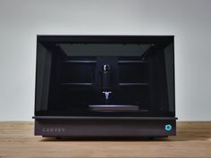 Carvey: The 3D carving machine for the maker in all of us's video poster 645-backers funded- 626,599 pledged of $50,000 goal