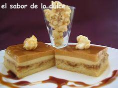 El sabor de lo dulce: TARTA DE CAFE DE POTI