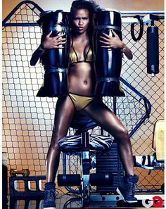 Cassie's Comeback – Photoshoot for GQ (6 Pictures   Clip)