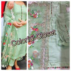 Punjabi Suits Designer Boutique, Boutique Suits, Indian Designer Suits, Indian Suits, Indian Attire, Indian Wear, Indian Style, Indian Dresses, Salwar Suits Party Wear