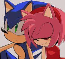 Sonic Boom Amy, Sonic 3, Sonic Fan Art, Amy Rose, Sonic The Hedgehog, Sonamy Comic, Sonic Franchise, Sonic Heroes, Sonic Fan Characters