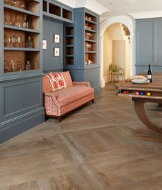 Element 7 |  exceptionally engineered wide plank floors | Antique Grey Oak - Distressed