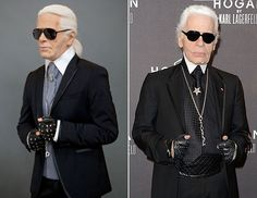 Image result for karl lagerfeld necklace