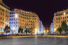 Thessaloniki is fuelled by optimism, hedonism and just a dash of chaos. Greece's thriving second city has monuments and museums to thrill. Thessaloniki, Lonely Planet, Planets, The Neighbourhood, Places To Visit, Explore, Country, City, World