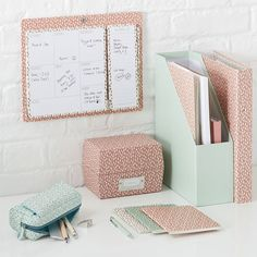 Paperchase | Meal Planner | Stationery | Desk Organizers | Meal Planner | Pink Stationery | Organization | Planners | Planning | Affiliates