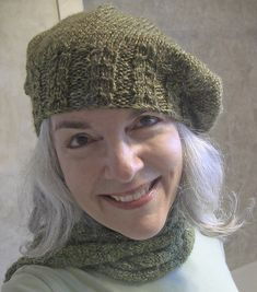 Ravelry: The Perfect Slouch Hat pattern by Kimmy Zalec