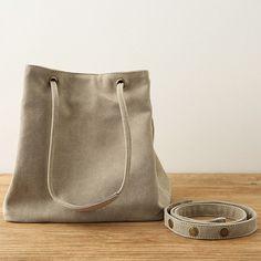 Hot-sale designer Canvas Casual Handbag Shoulder Bag Bucket Bags Online - NewChic