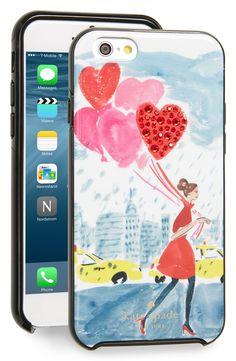 kate spade new york 'balloon girl' iPhone 6 & 6s case