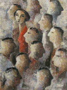 Didier Lourenço - Dona i Homes