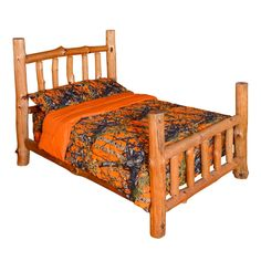 Amazon.com   Regal Comfort Hunting Orange Woodland Camo Comforter U0026 Sheet  Set Bed In
