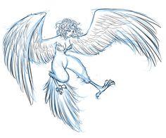 Drawing Mythological Creatures in Manga | Letraset Blog - Creative ...