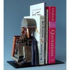 Arcimboldo : Le bibliothécaire / Librarian - #bookends