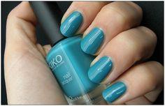 Anything But Sugarfree: KIKO - 387 (Turquoise)