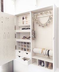 Wall Mounted Jewelry Organizer Photo Frame Pre-Order by bleachla