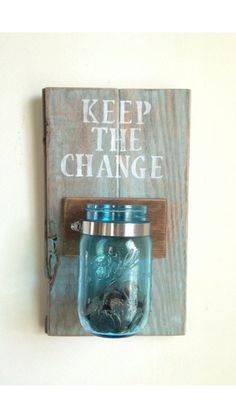 Good idea for loose change(: