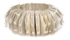 Yoon Ah Paik, Barrel Cactus Bracelet, sterling silver