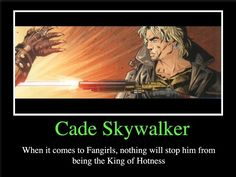Cade Skywalker frame