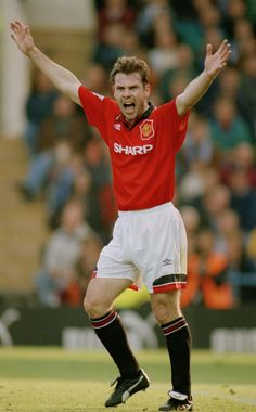 Brian McClair, Manchester United