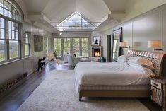 Bruce Willis Master Bedroom